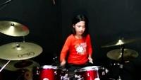 Suka Sama Kamu - D'Bagindas - Drum Cover by Nur Amira Syahira.mp4