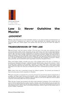 48 Laws of Power.docx