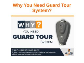 Why You Need Guard Tour System.pdf