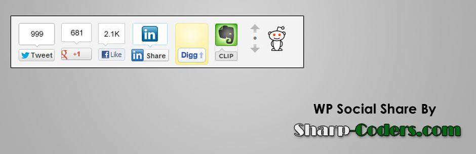 WP_Social_Share