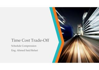 Time Cost Trade off with primavera (real case).pdf