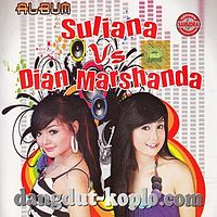 Wedus - Wiwik Sagita - Suliana Vs Dian Marshanda 2013.mp3