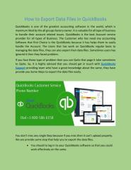 How to Export Data Files in QuickBooks.pdf