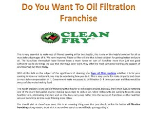 Do You Want To Oil Filtration Franchise.pdf