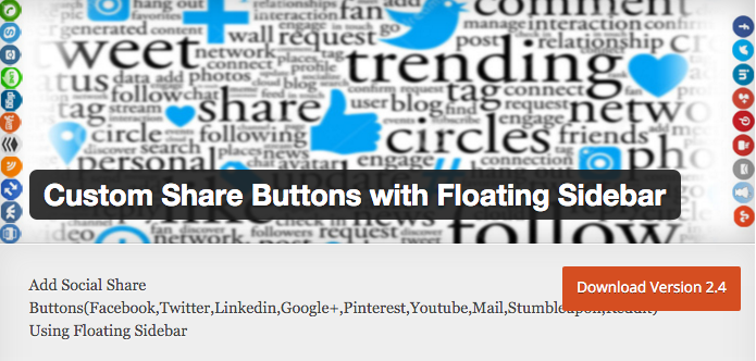 Custom_Share_Buttons_with_Floating Side Bar